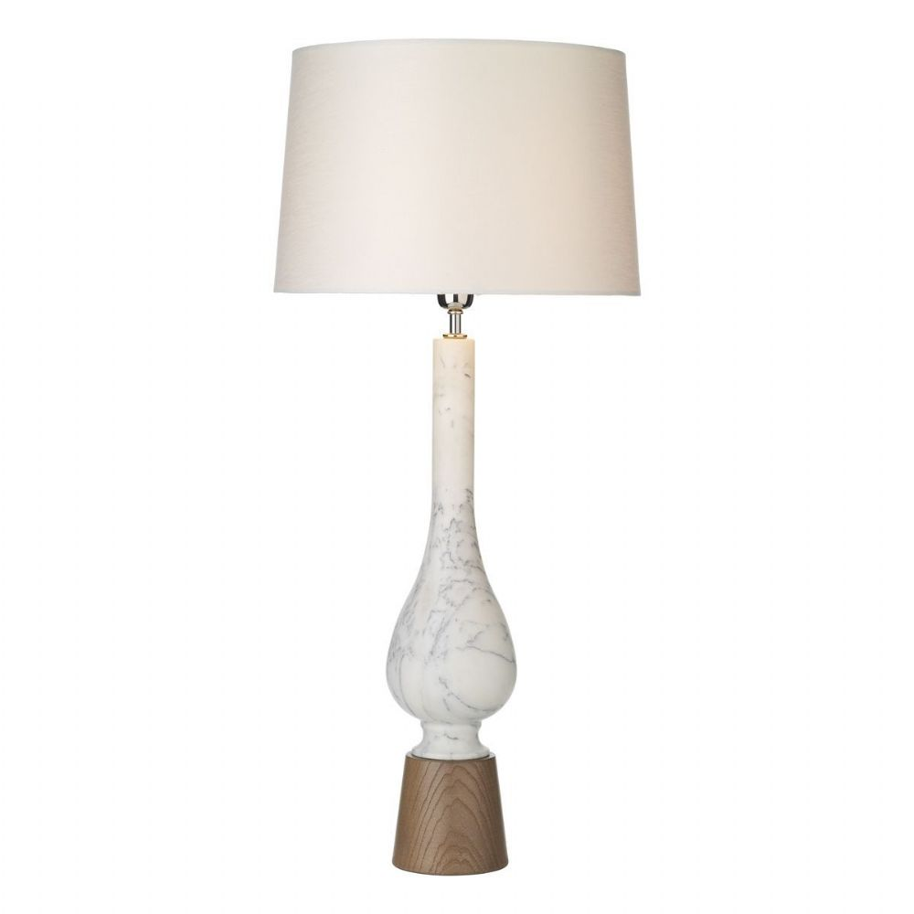 Apache Table Lamp Large Marble Base Only APA4302 (7-10 day Delivery)